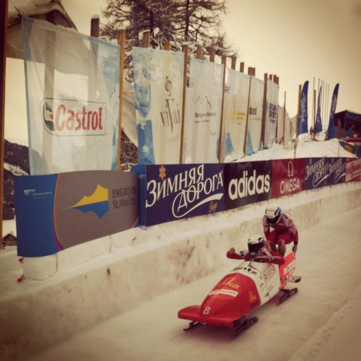 st. moritz bobsled