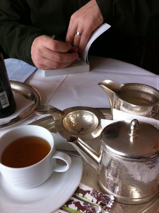 st. moritz tea time