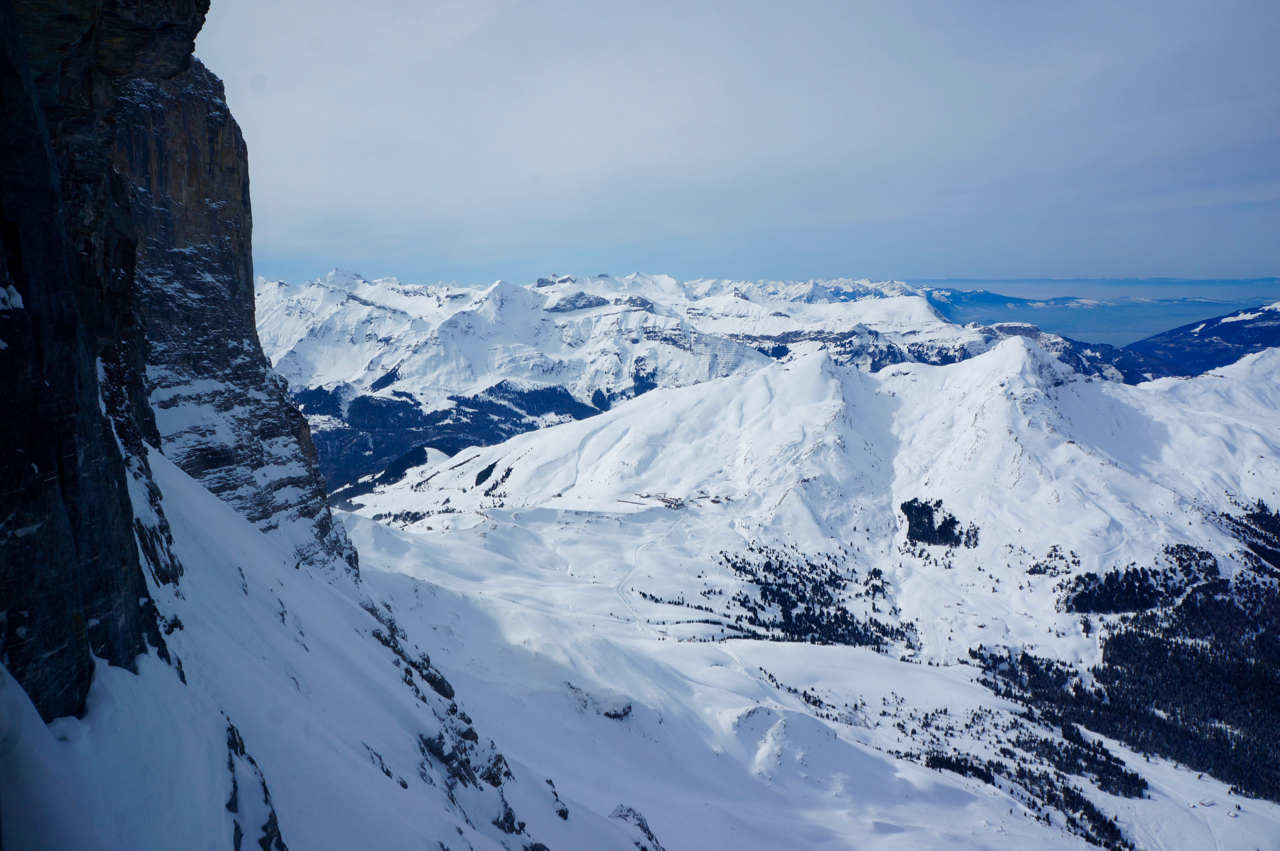 from the Eigerwand